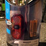 RSP Astrum bike light - Boxed