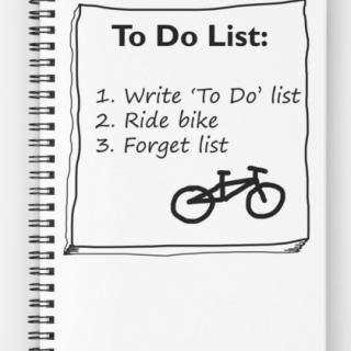To Do List - Notebook